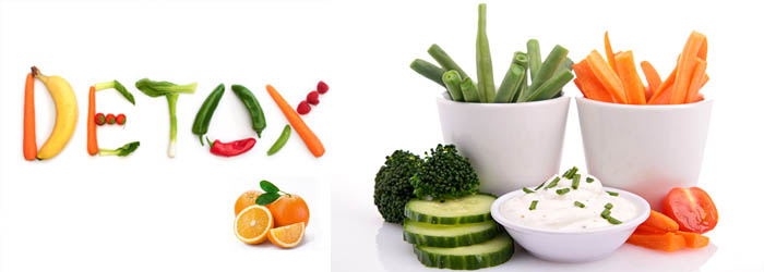 детокс диета