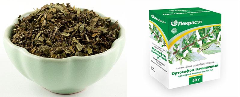 Ортосифон - почечный чай